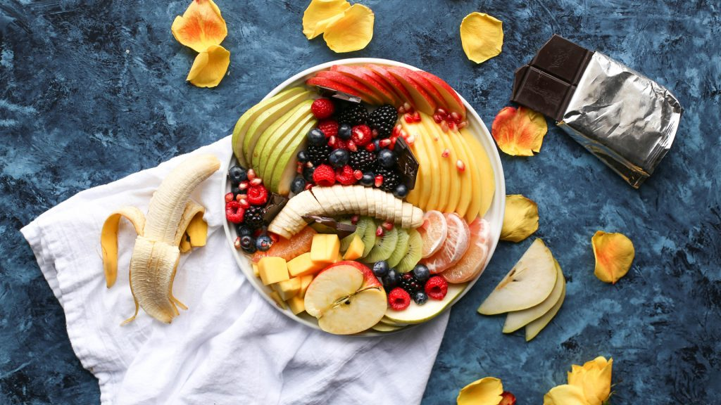 Nutrition - Following a healthy diet