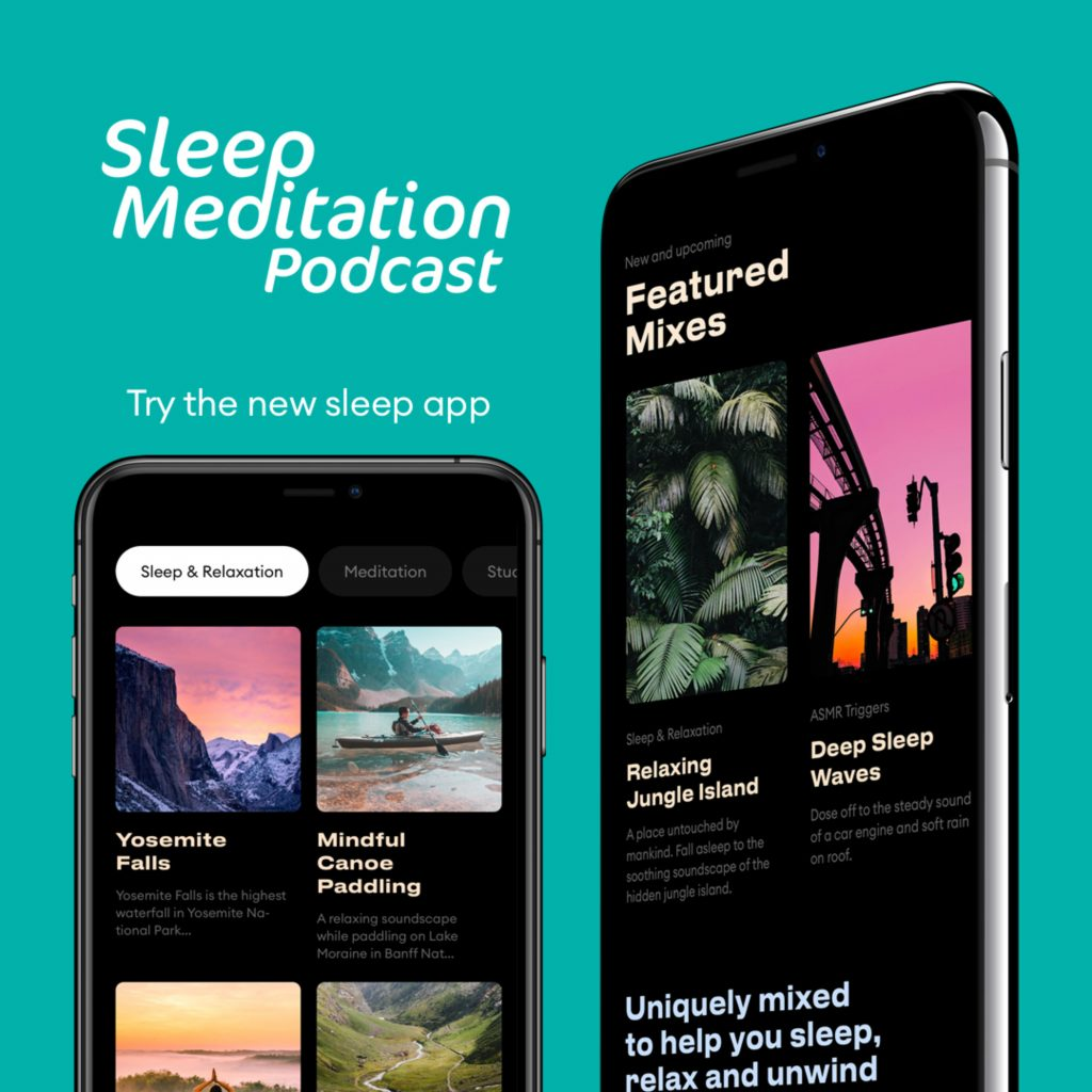 Sleep Meditation Podcast